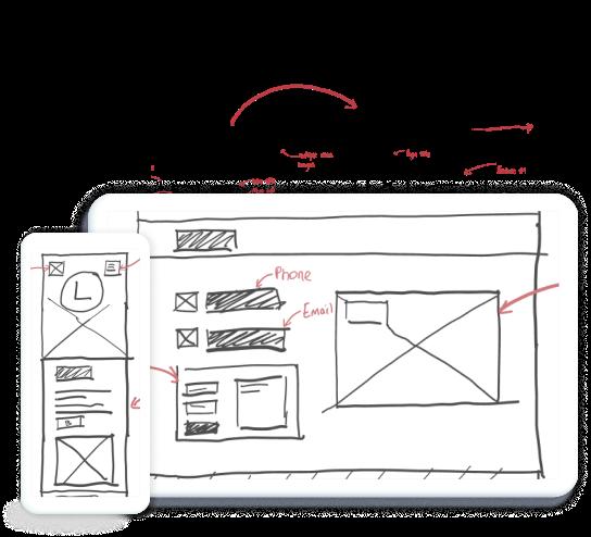 Prototypy aplikacji web/mobile